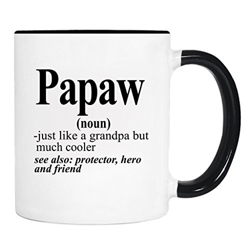 Papaw - Mug - Papaw Gift - Papaw Mug - Gifts For Papaw