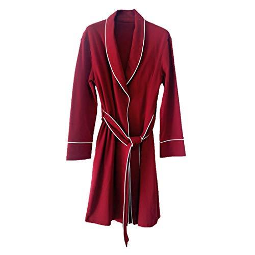 YUYAXPB Luxe Dames Zachte & Gezellige Dressing Jurk Leuke Badjas Fluffy Warm Housecoat V-hals Badjas Eenvoudige Stijl Gift