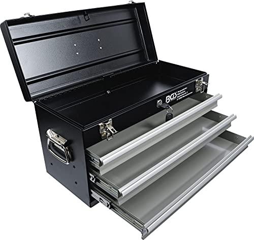 BGS BGS 3312 Metall-Werkzeugkoffer, 3 Schubladen Bild
