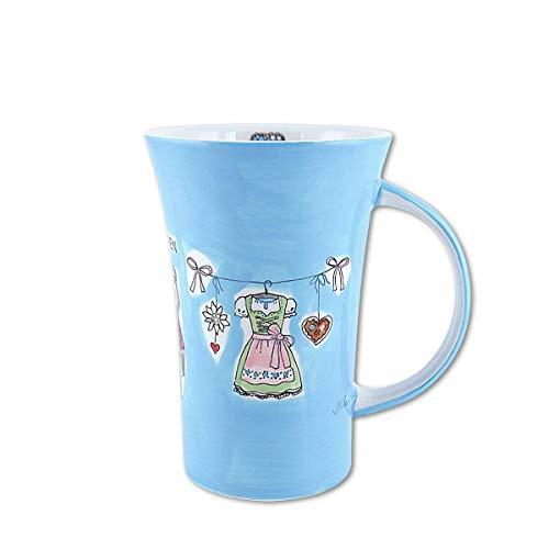 440s.de Mila Keramik-Becher, Coffee Pot, München, Design Frauenkirche | MI-82518 | 4045303825185