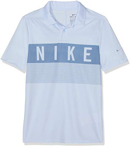 Nike 933412, Polo Bambino, Blu (Azul 415), Unica (Taglia Produttore: Small)