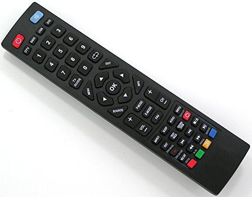 Ersatz-Fernbedienung für Blaupunkt LCD LED 3D TV / BL01 / BA32N122BBQKUE759 BA32P122WBQKUE819 BA39210BFBKUE BA40F122BFBKUE761 BA40W112BFBQKPE736 BA40W122BFBQKUE BA42N139BFQKUE BBQKUE BB32M883