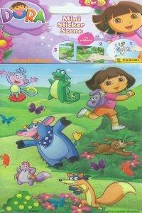 Dora stickers, 105 x 205