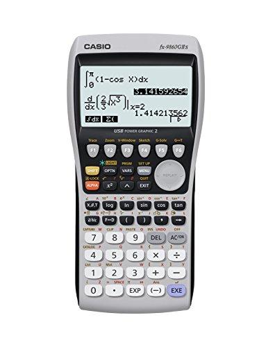 Casio fx-9860GII Graphing Calculator, Bl