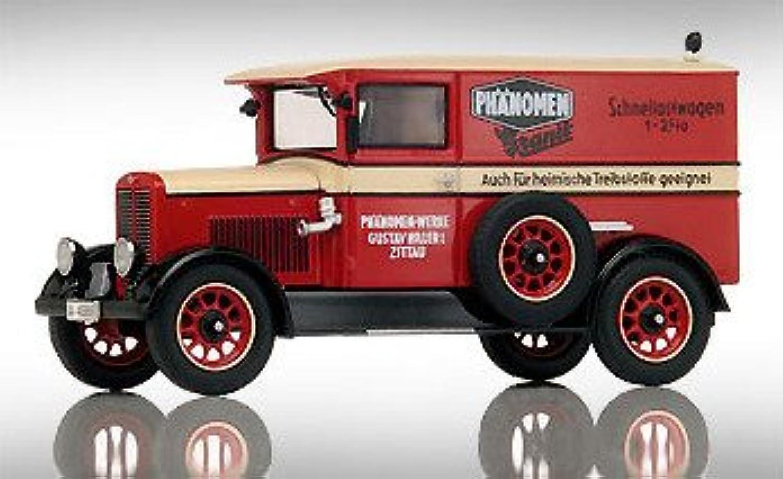 1931 Phänomen Granit 25 [Premium ClassiXXs 11551],  Phänomen , Rot, 1 43 Die Cast B007NM97O8 Primäre Qualität    New Products