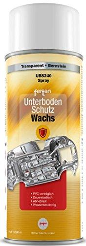 FERTAN UBS 240 Unterboden Schutzwachs 1x500ml Spray Steinschlag Schutz Wachs