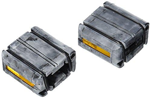 Look Cycle Cubre-Pedal, Look Pedalplatte Quartz Cover, Schwarz, 3020128, Negro, Unisize
