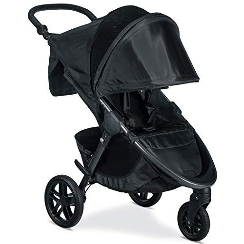 Britax B-Free Stroller, Cool Flow Grey