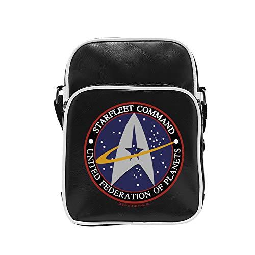 ABYstyle - Star Trek - Starfleet Messenger Bag - Vinilo Tamaño Pequeño