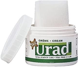 Urad - Crema limpiadora y abrillantadora para zapatos, botas