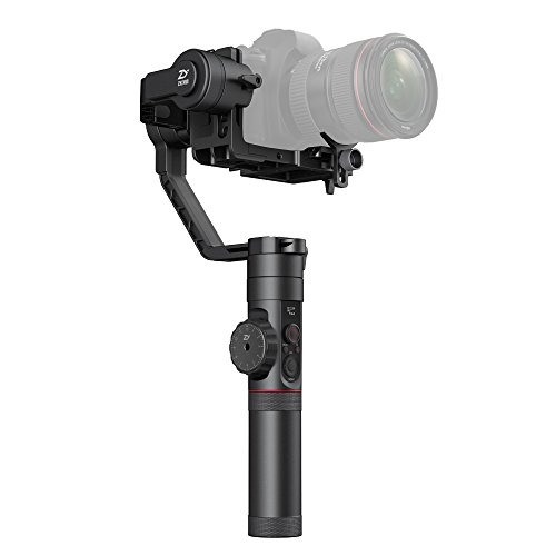 Zhiyun Crane 2 Bluetooth 3-Axis Handheld Gimbal Stabilizer for ILC/DSLR Cameras