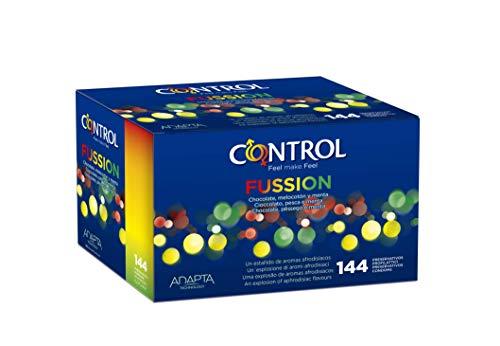 CONTROL mannelijk condoom in safer sex per stuk verpakt (1 x 0,515 g)