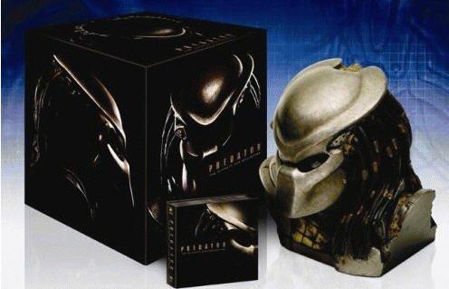 Original Predator Kopf Head Limited Edition 1 von 4.500 Stck. WETA