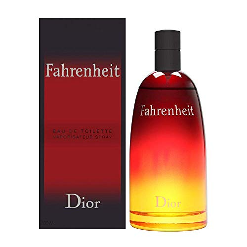 Christian Dior Fahrenheit Men Eau de Toilette Spray, 6.8 Ounce