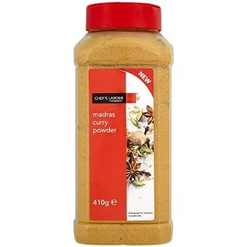 Chef's Larder Madras Curry Powder 410g