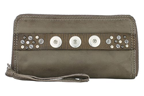 Noosa Amsterdam CLASSIC WALLET grey ohne Chunks
