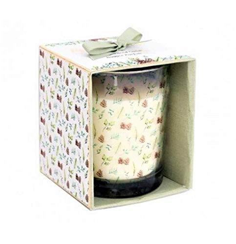 Fig & Wood Sage Fragranced Candle - 8 x 10 cm
