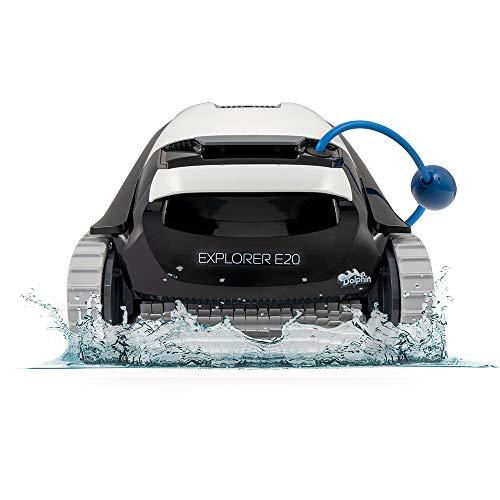 DOLPHIN Explorer E20 Robotic Pool [Vacuum]...