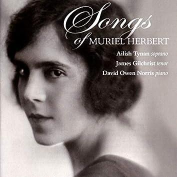 Songs of Muriel Herbert