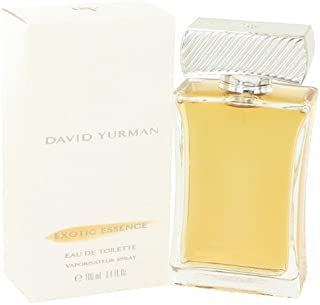 David Yurman Exotic Essence by David Yurman Eau De Toilette Spray 3.4 oz