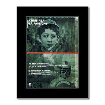 Music Ad World Mini-Poster, Motiv Christus Rea, matt, 28,5 x 21 cm