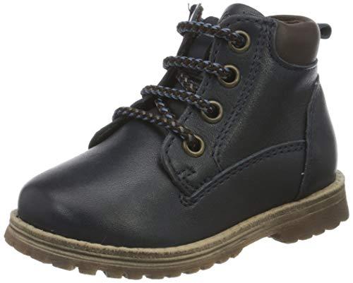 Froddo Jungen G2110085 Boys Ankle Boot, Dark Blue, 24 EU