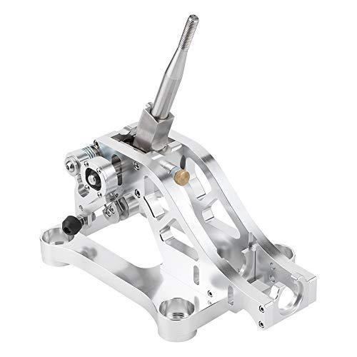 Bediffer Billet Aluminium Car Shifter Shifter Baugruppe Langlebiger Schalthebel Ersatz Zuverlässig für CL7 CL9 03-07 Autozubehör(Gear Assembly)