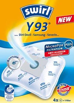 4 Staubsaugerbeutel für DeLonghi XTL 220 PE - Xlence von Staubbeutel-Profi®