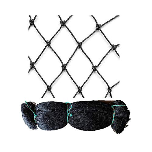 Excursions Aviary Netting 1' Heavy Knotted Poultry Net (50' x 50')