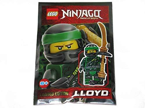 LEGO Ninjago Lloyd 891949 - Juego de minifigura (bolsa de al