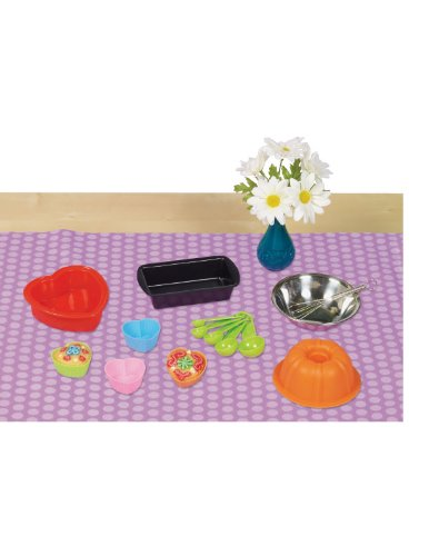 Small World Toys Living - Lil Baker Cake Set