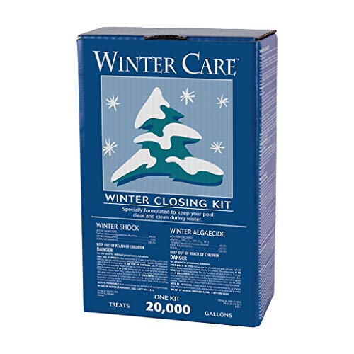 Winter Care Pool Closing Kit - up to 20K gallons