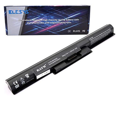 BLESYS BPS35A SVF152C29M SVF142C29M Laptop Akku für Sony Vaio SVF152A29M SVF15221R6E SVF1521V6EB Notebook 14.8V 2200mAh 33Wh