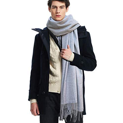iEverest Sciarpa Super Morbido Colore Solido Sciarpa per Uomini e Donne Inverno Caldo Grande Sciarpa di Spessore Avvolge Scialle Lungo Sciarpe 200 * 70cm 2018 Nuovo