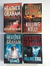 Heather Graham (4 Books) Picture Me Dead -- Killing Kelly -- The Seance --The Killing Edge