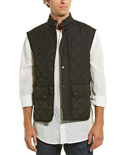 Barbour Heren Lowerdale Gilet Vest (zwart, S)