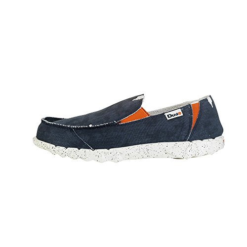 Hey Dude Farty Funk Shoes - Navy