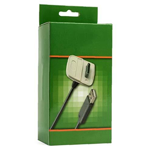 MICHAELA BLAKE Mando Inalámbrico De Carga USB Cable Cargador para Microsoft Xbox...