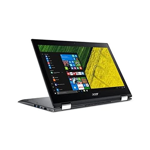 Acer Spin 5 13.3' Touchscreen Laptop-Tablet, Intel Core i5, 8GB RAM, 256GB SSD, Win10 Pro (Renewed)