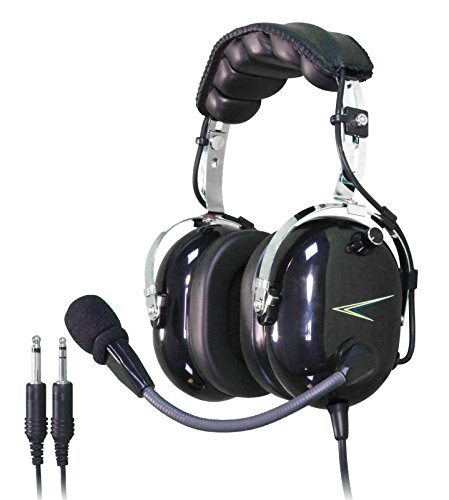 C20 COBRA Aviation Headset (Black)