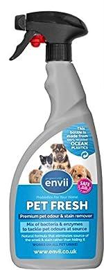 Foto di Envii Pet Fresh – Elimina Macchie e Odori Urina per Cani - 750 ml