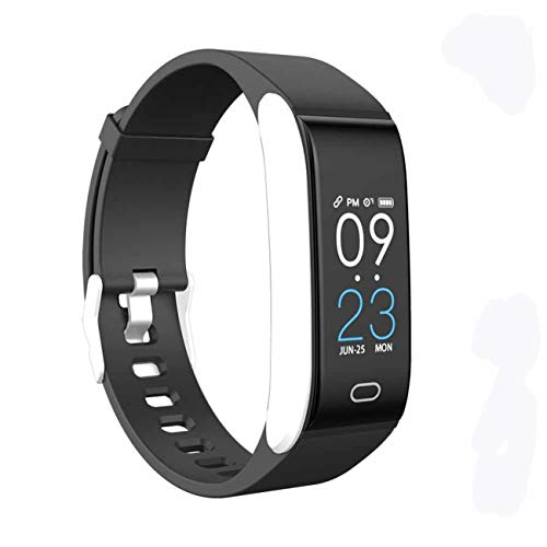 Laxcido Fitness Tracker HR, Activity Watch with Blood Pressure Heart...