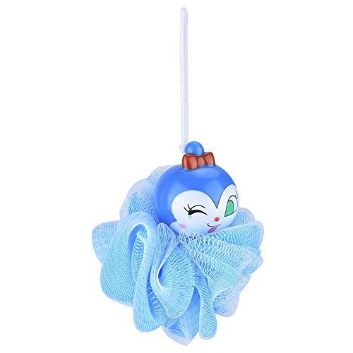 Bande dessinée éponge de bain pour enfants, belle éponge de douche pouf loofahs enfants douche nettoyage jouets de bain(04)