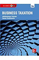 Business Taxation, 3rd Edition Front Cover