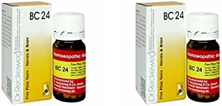2 Lots X Reckeweg Biochemic Combination Tablets Bc 24 20G For Homeopathic Medicine