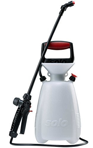 Solo 405US 1-Gallon Handheld Sprayer, with Shut-off Valve and Durable Wand