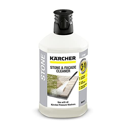 Kärcher 62957650 Detergente per pietra e facciate, 1 litro