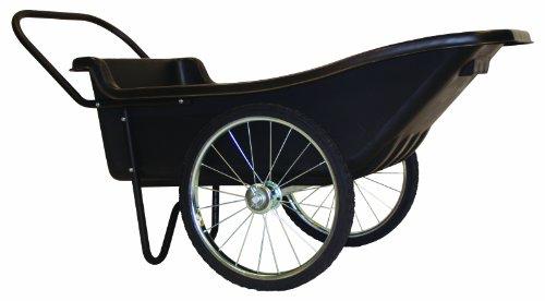 "Polar Trailer #8376 Utility Cart, 65"" x 29"" x 29"" Lawn Cart"
