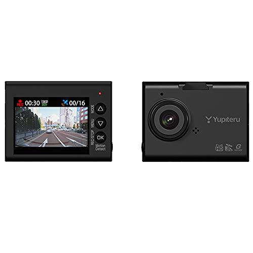 ユピテル GPS搭載ドライブレコーダー DRY-ST3000P 対角148° 200万画素 FullHD 1年保証 常時録画 衝撃録画  ...