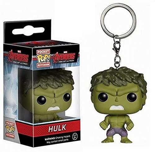Pocket POP! Keychain: Marvel: Avengers Era de Ultron: Hulk